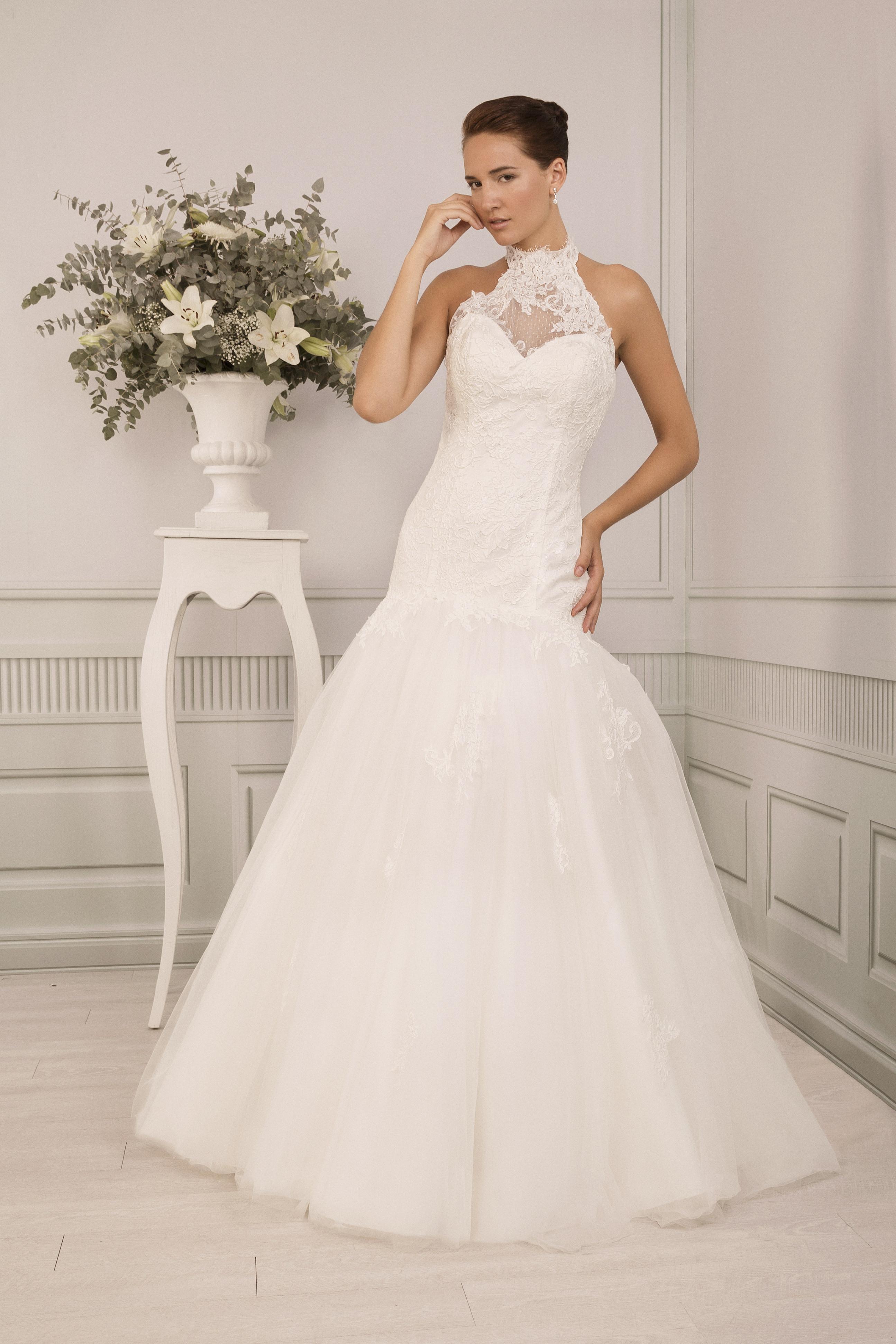 vestido de novia BOSS