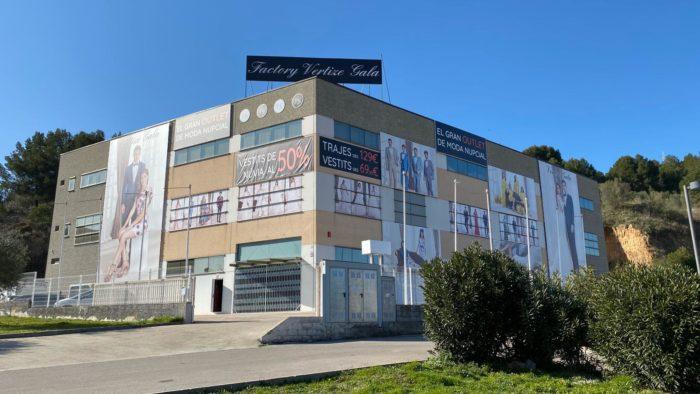 Tienda Factory Vertizt Gala Martorell